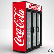 饮料冷却器 3d model