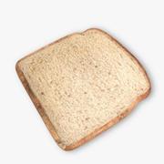 面包切片 3d model
