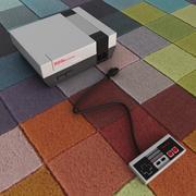 Vintage Nintendo 3d model