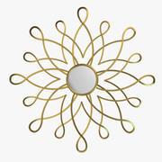 Mirror Sun - Decoratief 001 3d model