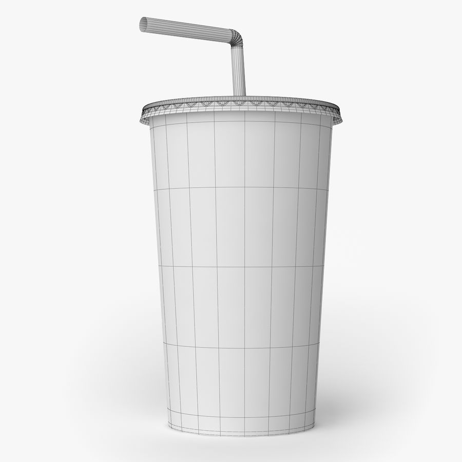 Coca-Cola royalty-free 3d model - Preview no. 5