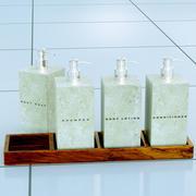 phial vücut şampuanı 3d model