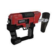 SciFi Gun - The Piranha 3d model