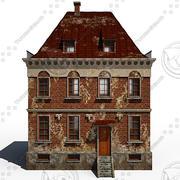 FantasyHouse13 3d model