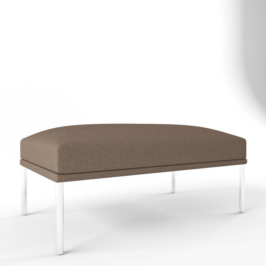 Sofa City royalty-free 3d model - Preview no. 7