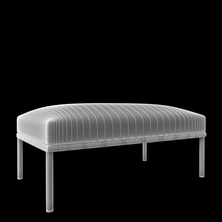 Sofa City royalty-free 3d model - Preview no. 8