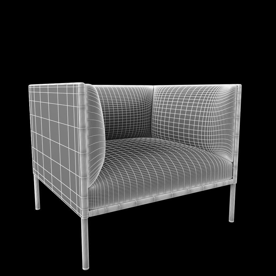 Sofa City royalty-free 3d model - Preview no. 6
