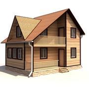 House 09 3d model