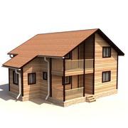 집 08 3d model