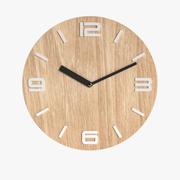 МДФ Часы 3d model