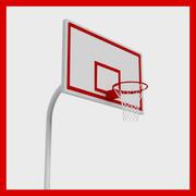 Aro de basquete 3d model