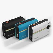 Polaroid Z2300 3d model