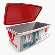Tub Paint Container 3d model