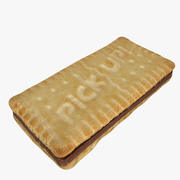 Pick up Biscuit 3d model
