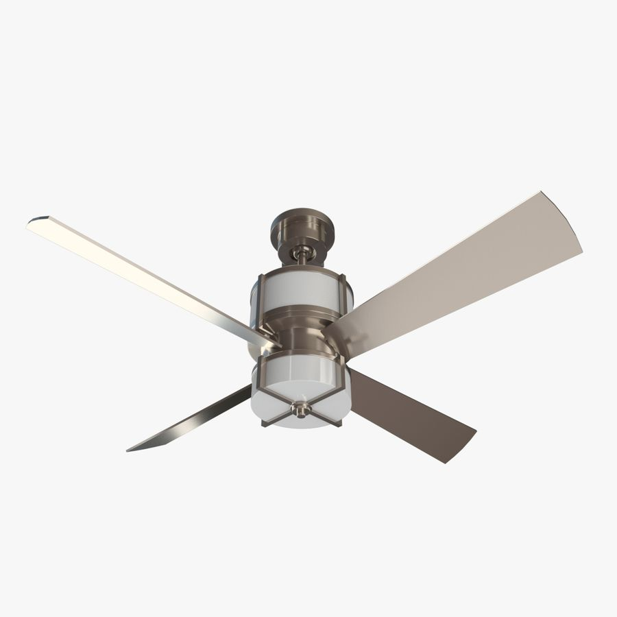 Ceiling Fan royalty-free 3d model - Preview no. 1