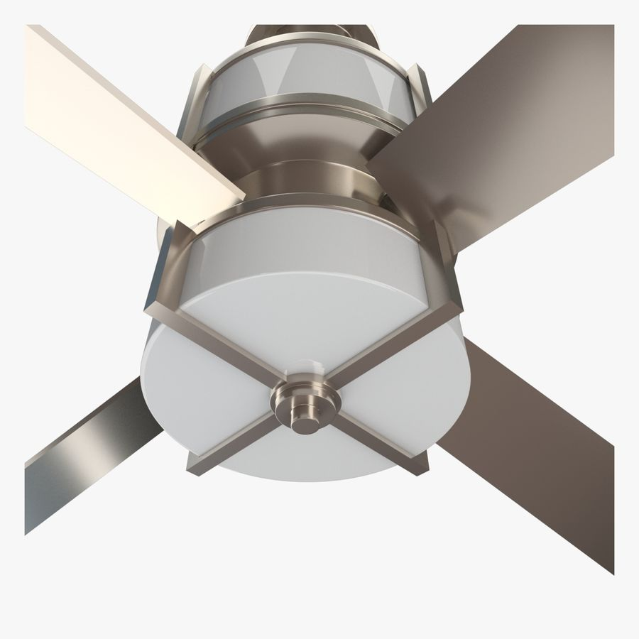 Ceiling Fan royalty-free 3d model - Preview no. 4