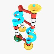 Marble Toy 3d model