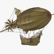 Luftskepp 3d model