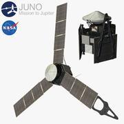ЮНО миссия на Юпитер 3d model