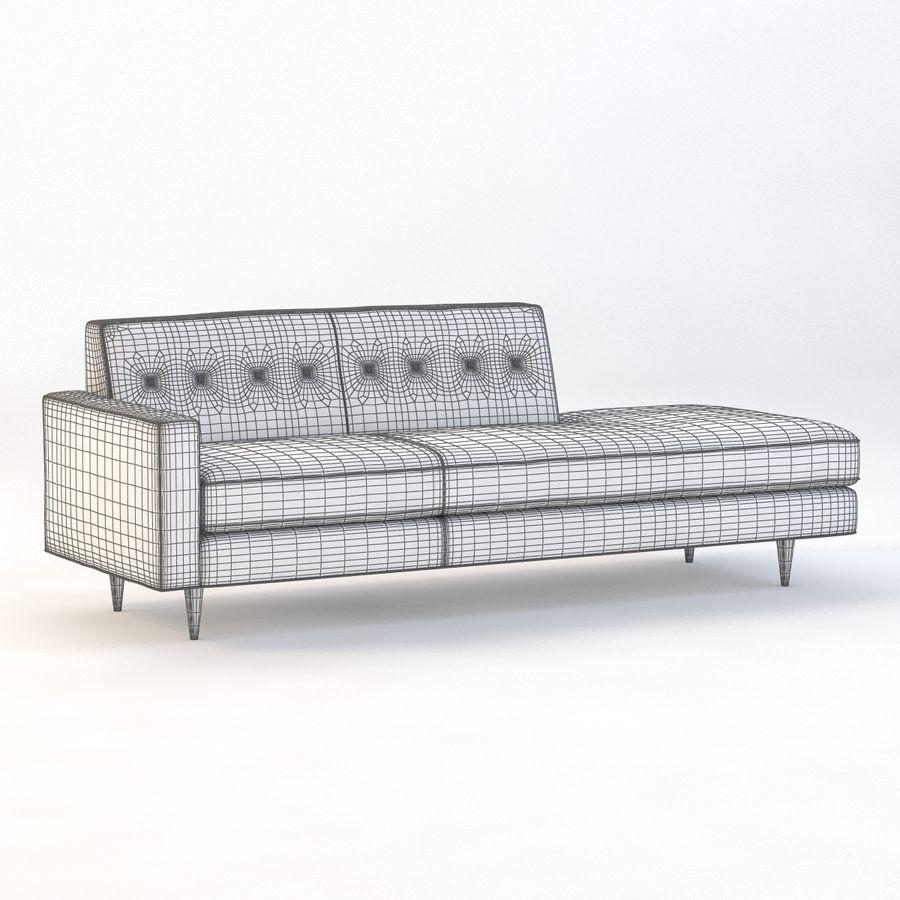 - Bantam Studio Sleeper Sofa 3D Model $39 - .max .obj .fbx .3ds - Free3D