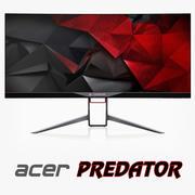 Acer Predator X34 3d model