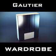 Szafa Gautier 3d model