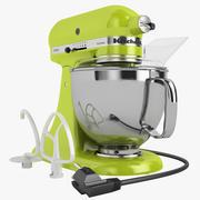 KitchenAid Artisan Küchenmaschine 02 3d model