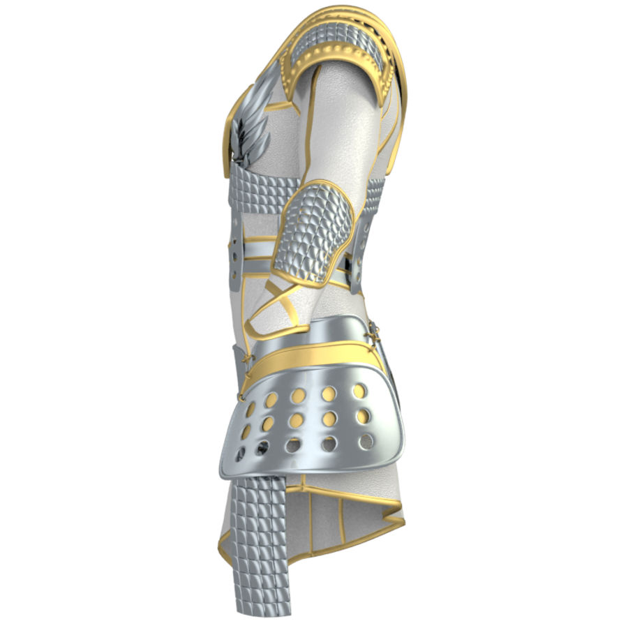 armor royalty-free 3d model - Preview no. 27