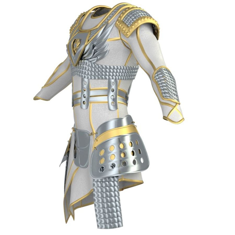 armor royalty-free 3d model - Preview no. 26