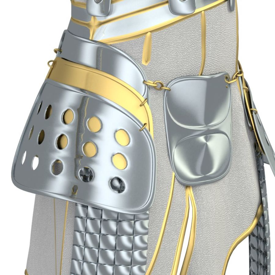 armor royalty-free 3d model - Preview no. 60