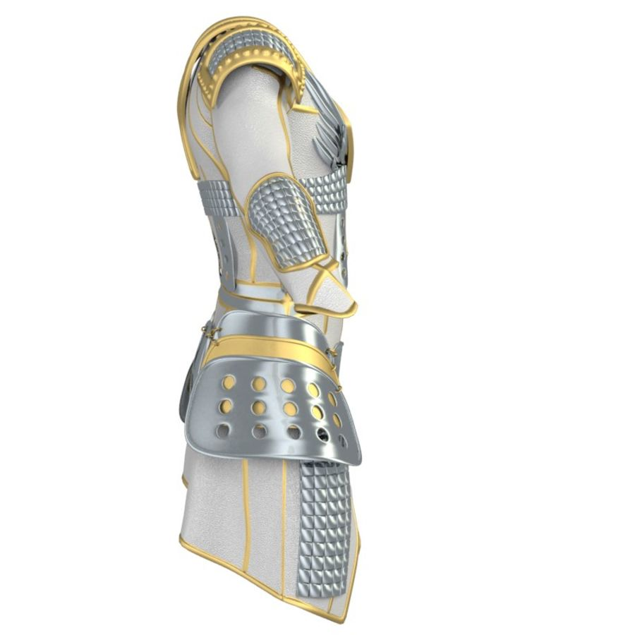 armor royalty-free 3d model - Preview no. 31