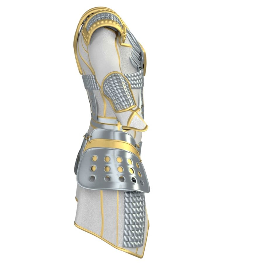 armor royalty-free 3d model - Preview no. 51