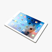 Apple iPad Pro 3d model