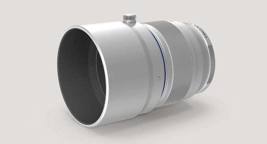 Lenti della macchina fotografica royalty-free 3d model - Preview no. 3