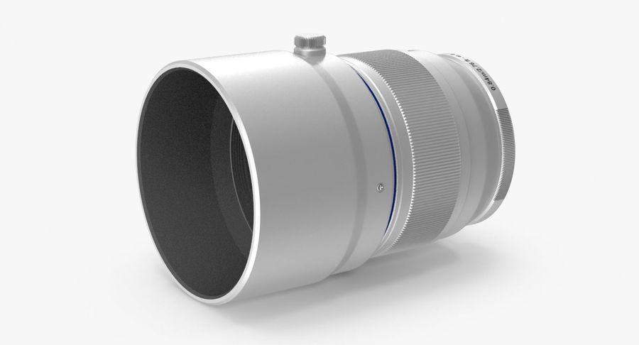 Lenti della macchina fotografica royalty-free 3d model - Preview no. 2