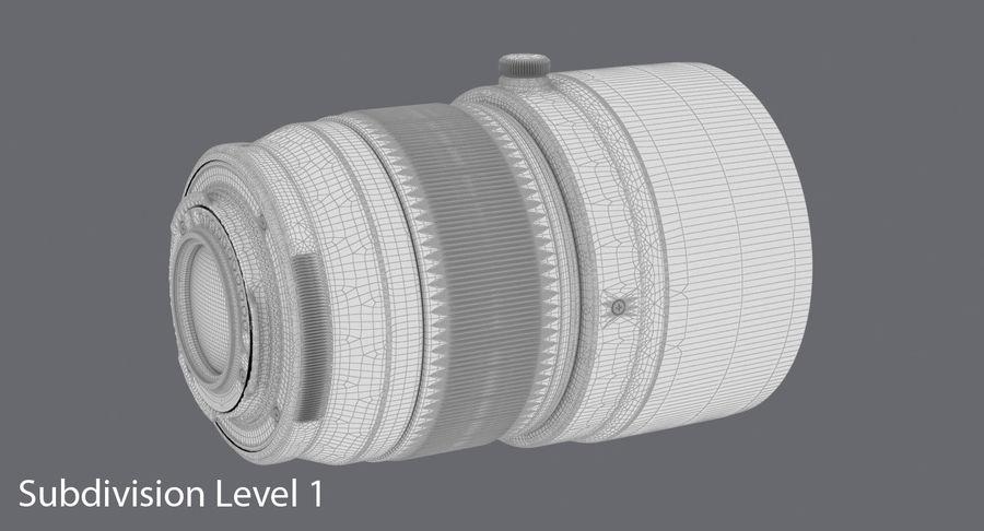 Lenti della macchina fotografica royalty-free 3d model - Preview no. 16