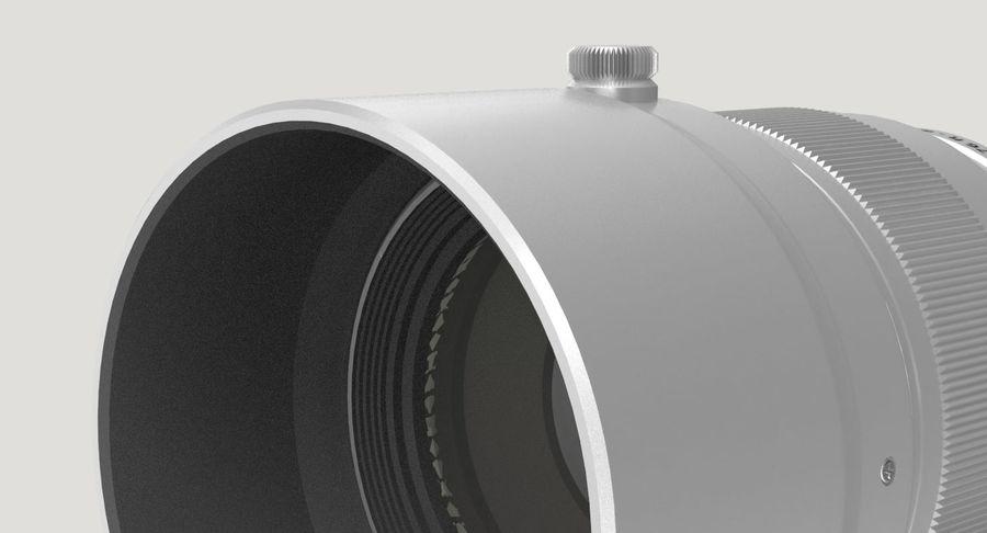 Lenti della macchina fotografica royalty-free 3d model - Preview no. 8