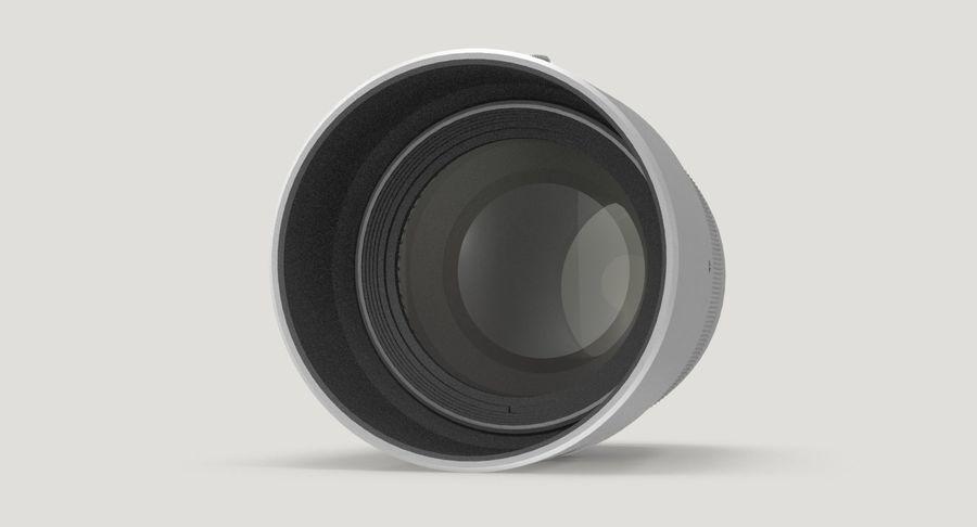Lenti della macchina fotografica royalty-free 3d model - Preview no. 5