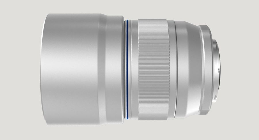 Lenti della macchina fotografica royalty-free 3d model - Preview no. 10