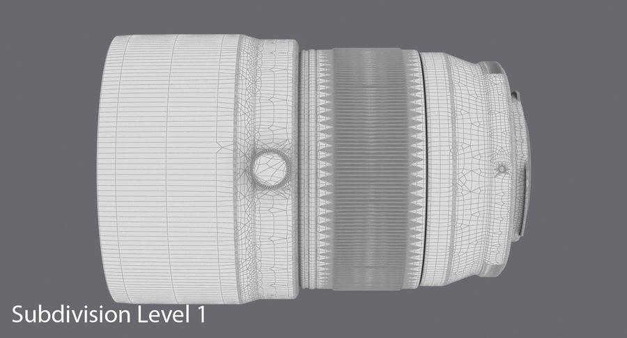 Lenti della macchina fotografica royalty-free 3d model - Preview no. 14