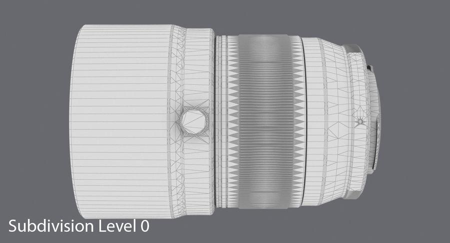 Lenti della macchina fotografica royalty-free 3d model - Preview no. 13