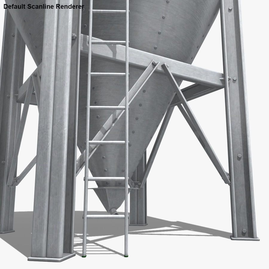 Silo royalty-free 3d model - Preview no. 23