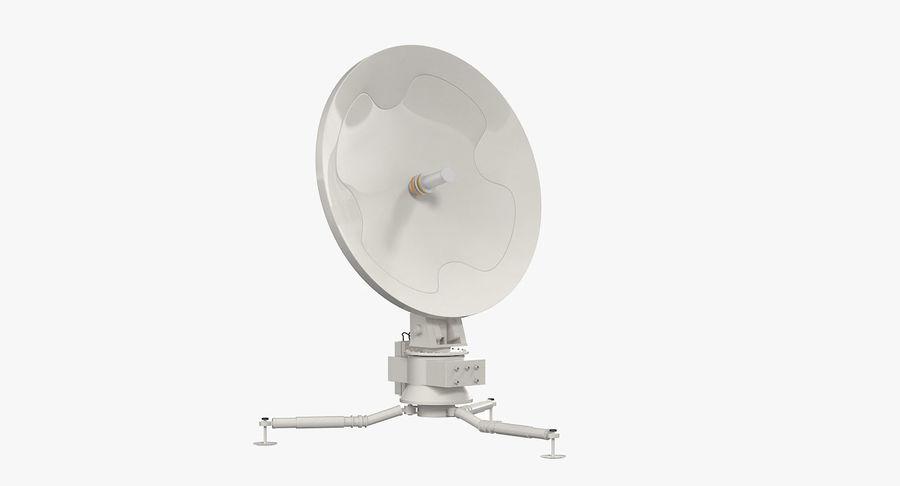 Antena de comunicação móvel royalty-free 3d model - Preview no. 2