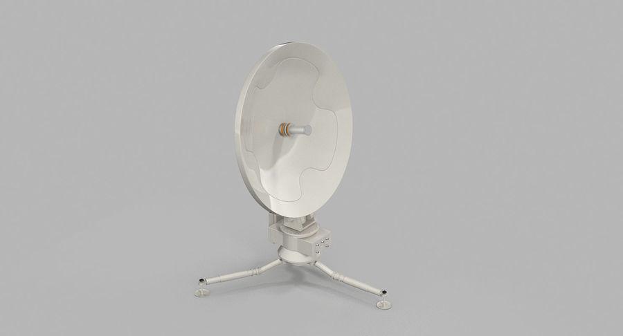 Antena de comunicação móvel royalty-free 3d model - Preview no. 11