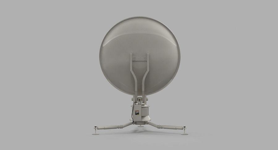 Antena de comunicação móvel royalty-free 3d model - Preview no. 7