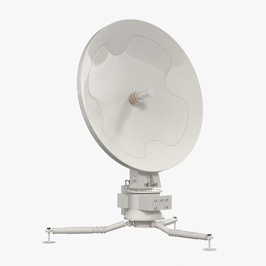 Antena de comunicação móvel royalty-free 3d model - Preview no. 1