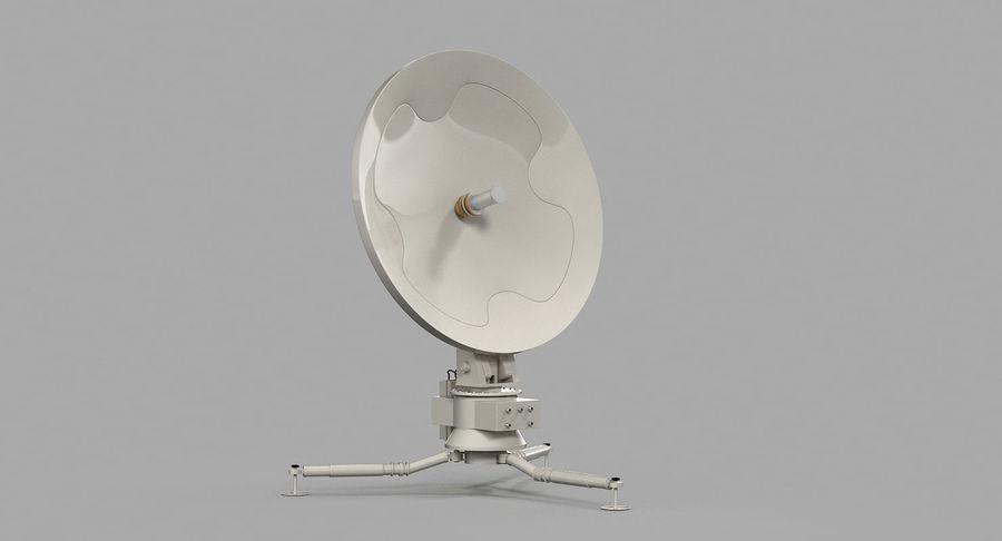 Antena de comunicação móvel royalty-free 3d model - Preview no. 3