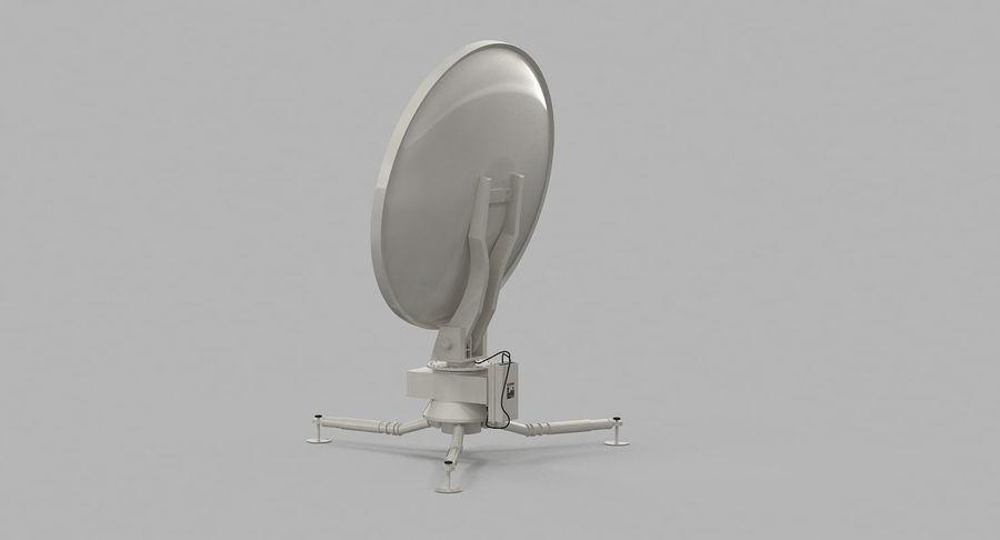 Antena de comunicação móvel royalty-free 3d model - Preview no. 8
