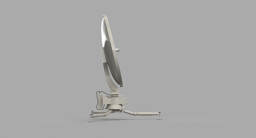 Antena de comunicação móvel royalty-free 3d model - Preview no. 5