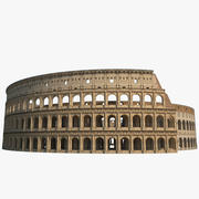 Colosseum HD 3d model